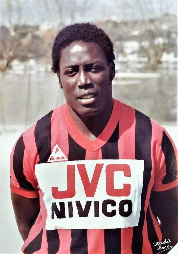 Jean-Pierre Adams OGC Nice