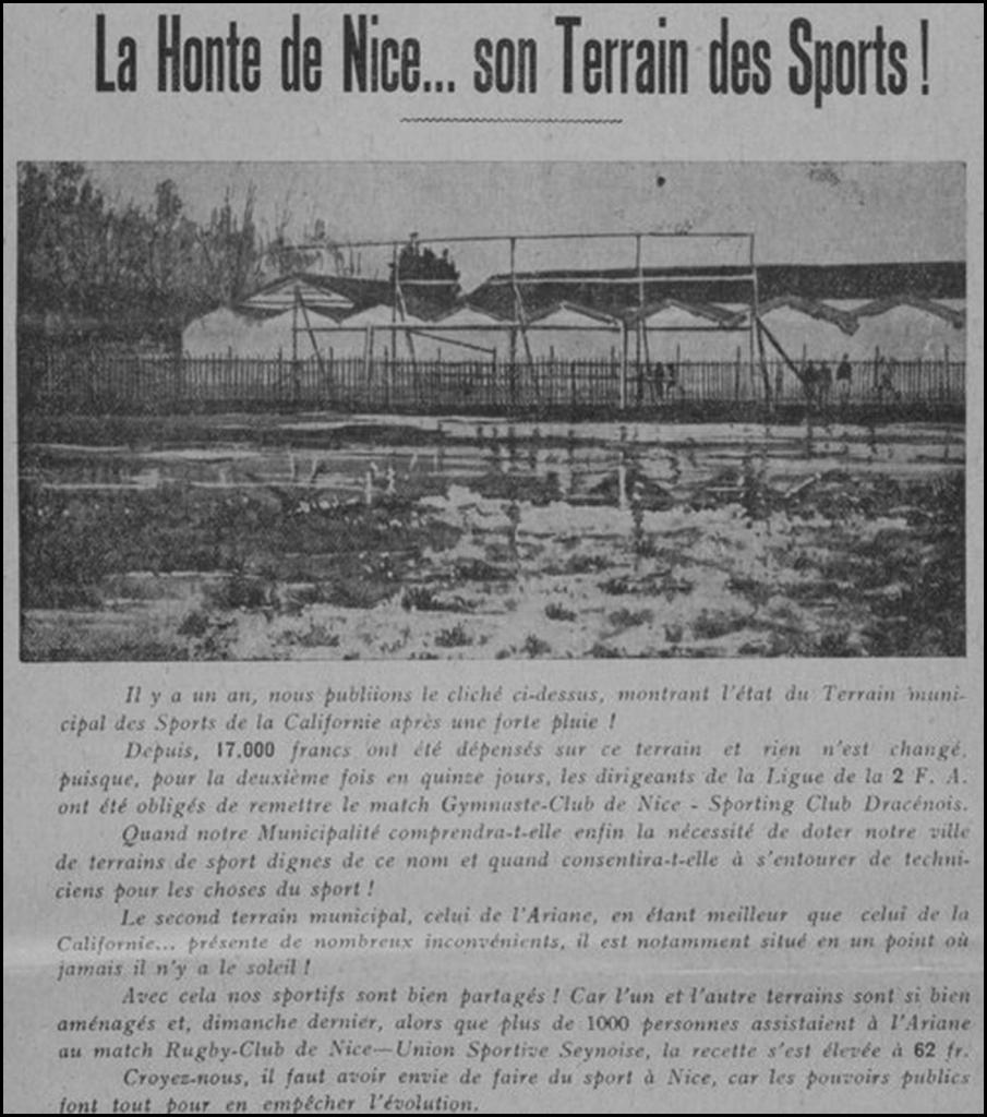 Musée du Gym OGC Nice